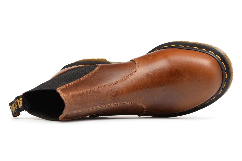 Stiefeletten & Boots Dr. Martens Hardy DD17 braun ansicht von links