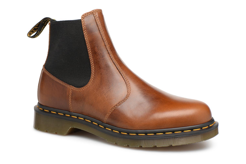 Stiefeletten & Boots Dr. Martens Hardy DD17 braun detaillierte ansicht/modell