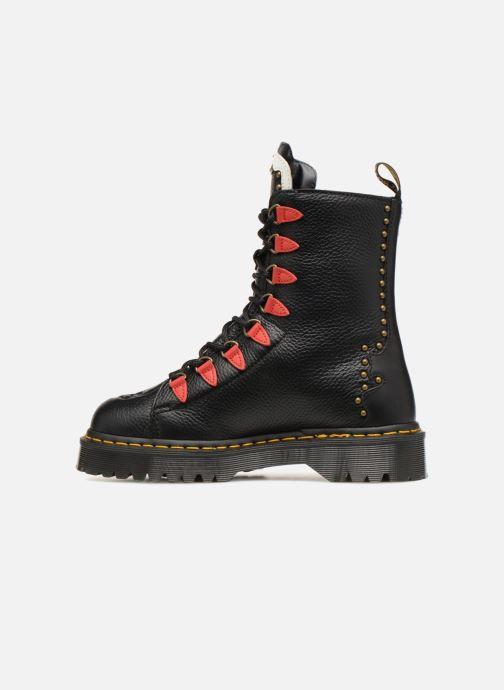 Bottines et boots Dr. Martens EE97 Noir vue face