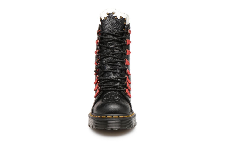 Bottines et boots Dr. Martens EE97 Noir vue portées chaussures