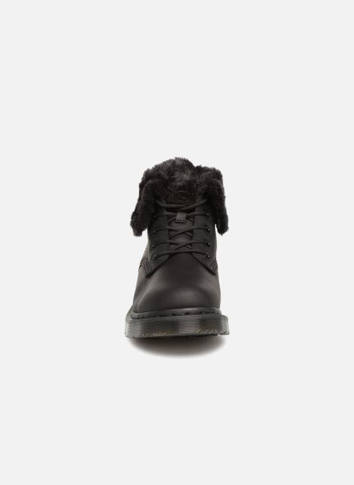 Bottines et boots Dr. Martens 1460 Kolbert Noir vue portées chaussures