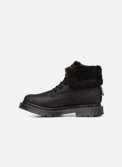 Stiefeletten & Boots Dr. Martens 1460 Kolbert schwarz ansicht von vorne