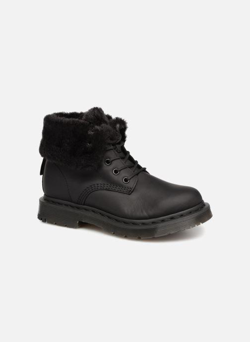 Bottines et boots Dr. Martens 1460 Kolbert Noir vue détail/paire