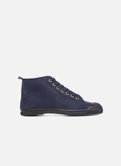 Sneakers Bensimon Stella Authentic Blauw achterkant