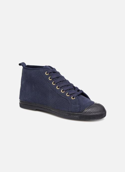 Sneakers Bensimon Stella Authentic Blauw detail