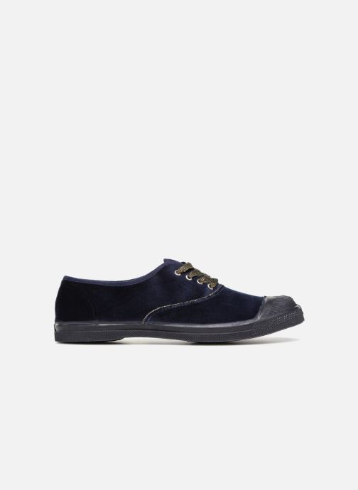 Bensimon Tennis Velvet Piping (bleu) - Baskets Chez