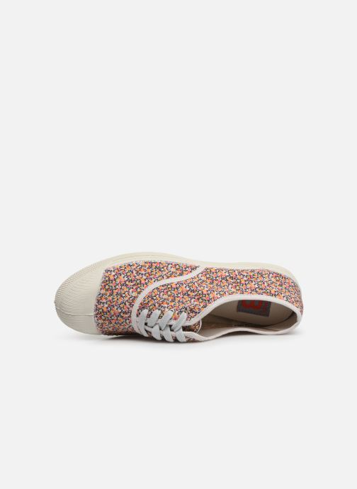 Trainers Bensimon Tennis Lacet Liberty Multicolor view from the left