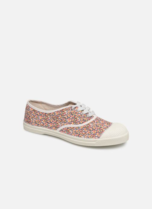 Trainers Bensimon Tennis Lacet Liberty Multicolor detailed view/ Pair view