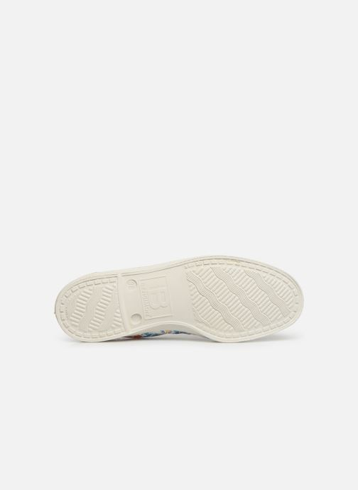 Trainers Bensimon Tennis Lacet Liberty Multicolor view from above