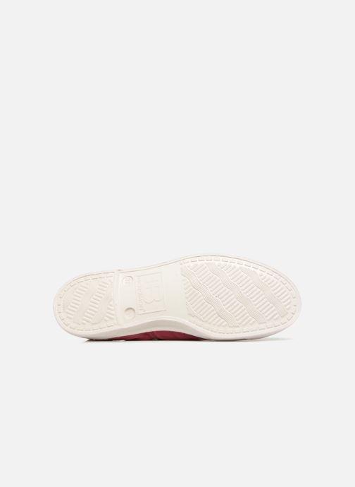 Sneakers Bensimon Tennis Lacet Bordeaux boven
