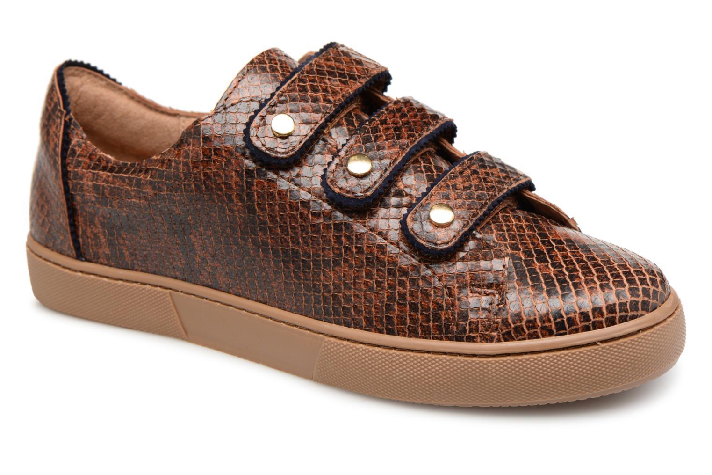 Sneakers Donna Tennis Scratch Crantee