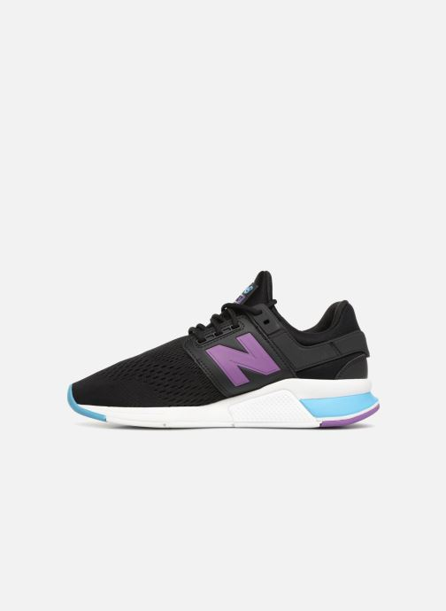 Sneakers New Balance WS247 Nero immagine frontale