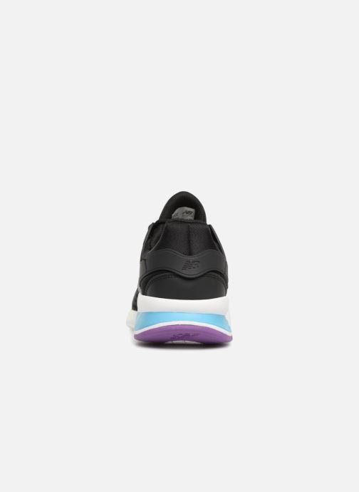 Sneakers New Balance WS247 Nero immagine destra