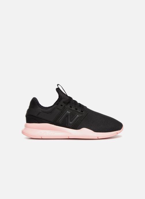 Sneakers New Balance WS247 Zwart achterkant