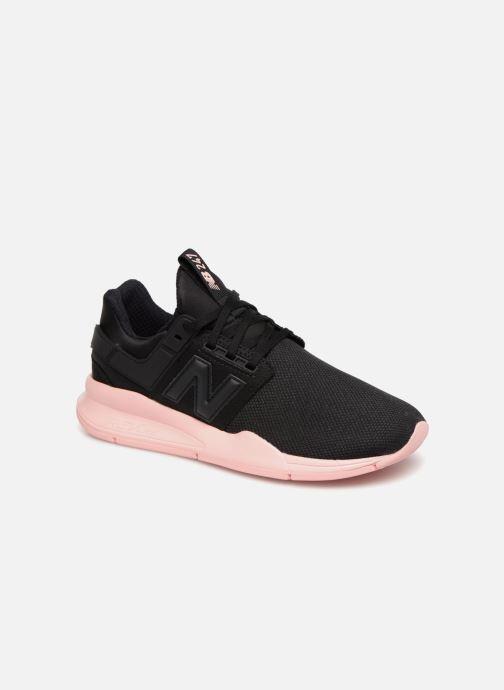 Sneakers New Balance WS247 Zwart detail
