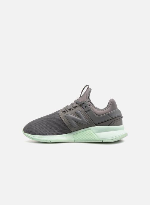 Sneaker New Balance WS247 grau ansicht von vorne
