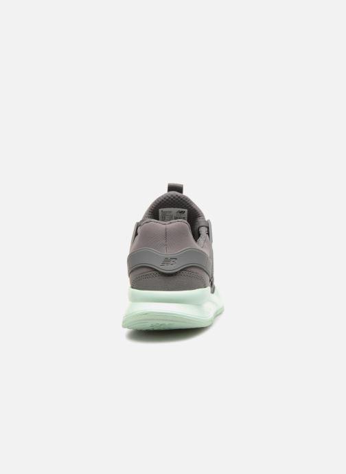 Sneaker New Balance WS247 grau ansicht von rechts