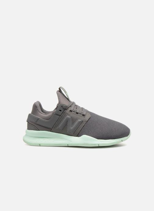 Sneaker New Balance WS247 grau ansicht von hinten