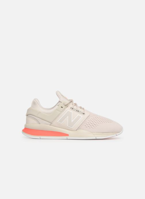 Trainers New Balance MS247 White back view