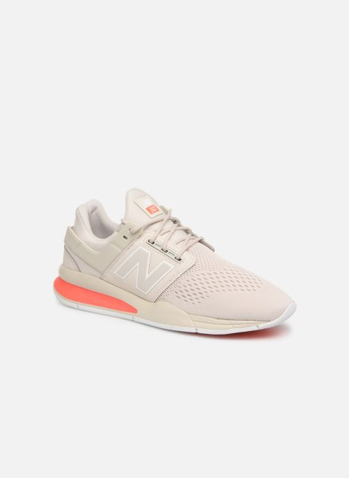 Trainers New Balance MS247 White detailed view/ Pair view