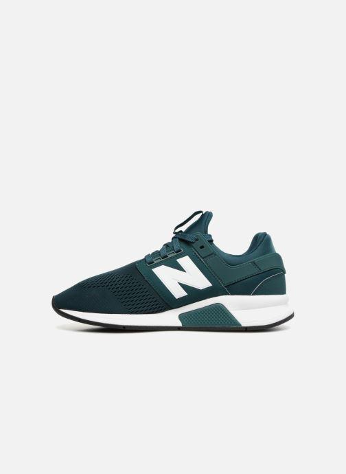 Sneaker New Balance MS247 grün ansicht von vorne