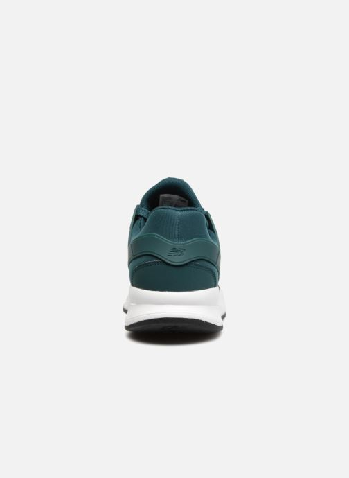 Sneaker New Balance MS247 grün ansicht von rechts
