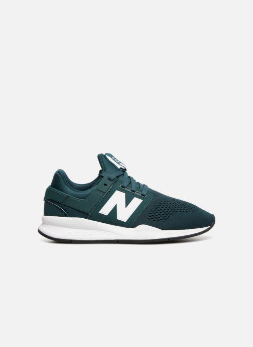 Sneaker New Balance MS247 grün ansicht von hinten