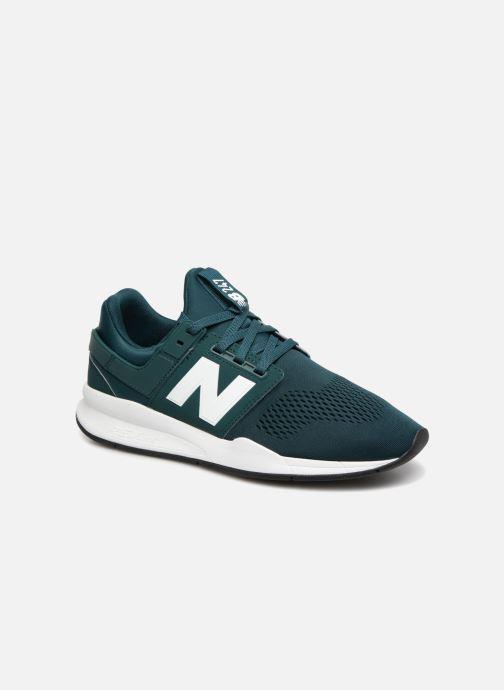 Sneaker New Balance MS247 grün detaillierte ansicht/modell
