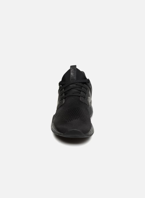Sneaker New Balance MS247 schwarz schuhe getragen