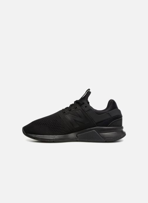 Sneaker New Balance MS247 schwarz ansicht von vorne