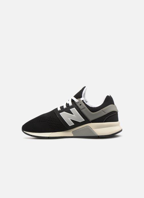 Sneakers New Balance MS247 Zwart voorkant
