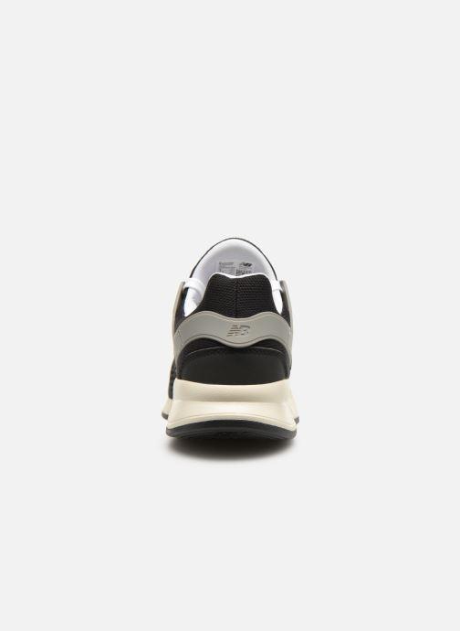 Sneakers New Balance MS247 Zwart rechts