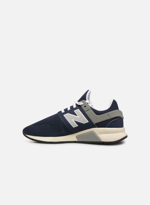 Sneakers New Balance MS247 Blå se forfra
