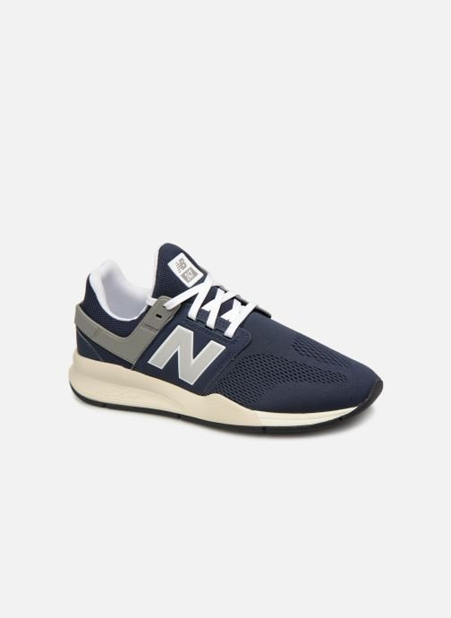 Trainers New Balance MS247 Blue detailed view/ Pair view