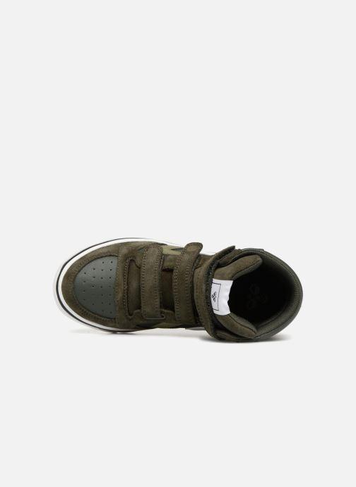 Sneakers Hummel Stadil Leather Jr Groen links