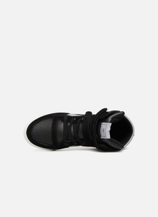 Sneakers Hummel Slimmer Stadil Jr Zwart links