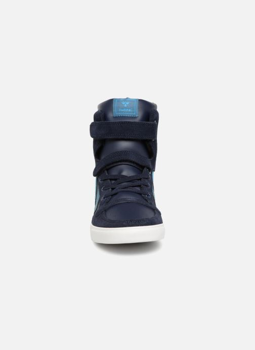 Sneakers Hummel Slimmer Stadil Jr Blauw model