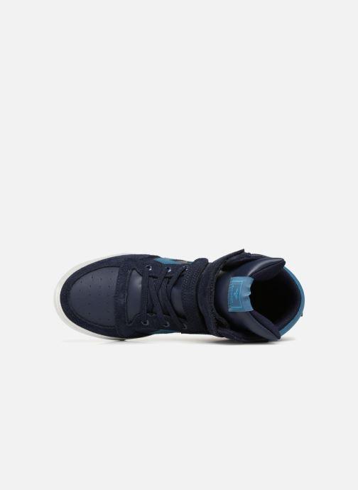 Sneakers Hummel Slimmer Stadil Jr Blauw links
