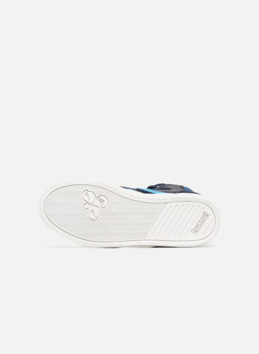 Sneakers Hummel Slimmer Stadil Jr Blauw boven