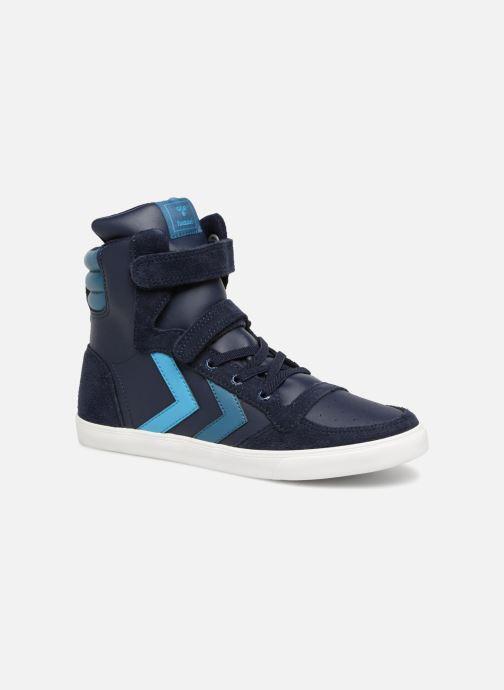 Sneakers Hummel Slimmer Stadil Jr Blauw detail