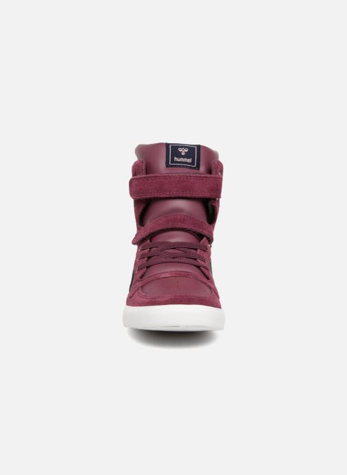 Sneakers Hummel Slimmer Stadil Jr Bordeaux model