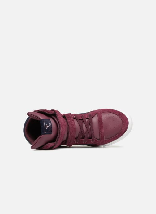 Sneakers Hummel Slimmer Stadil Jr Bordeaux links