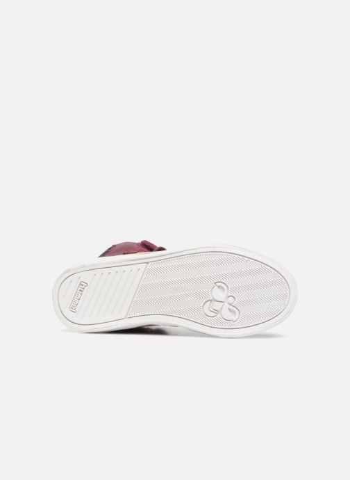 Sneakers Hummel Slimmer Stadil Jr Bordeaux boven