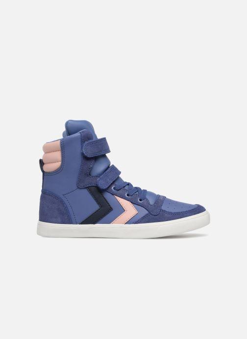 Sneakers Hummel Slimmer Stadil Jr Paars achterkant