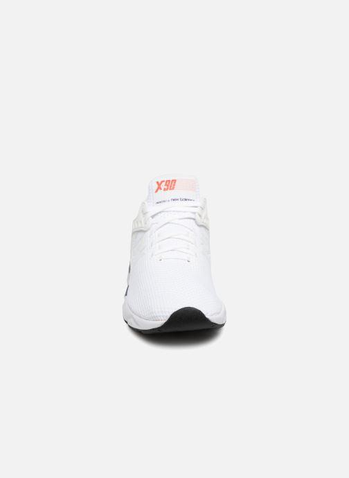 Baskets New Balance WSX90 Blanc vue portées chaussures