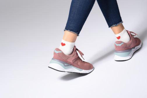 Sneakers New Balance WSX90 Rosa bild från under