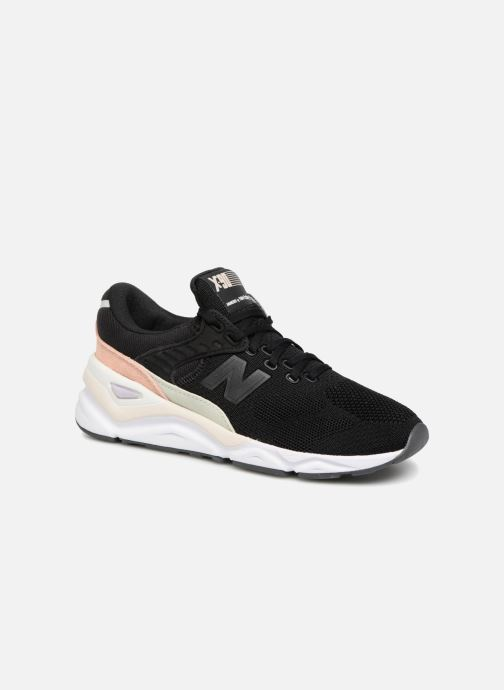 Trainers New Balance WSX90 Black detailed view/ Pair view