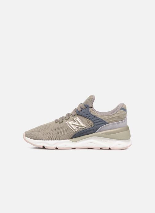 Trainers New Balance WSX90 Green front view