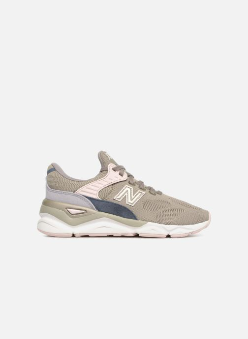 Trainers New Balance WSX90 Green back view