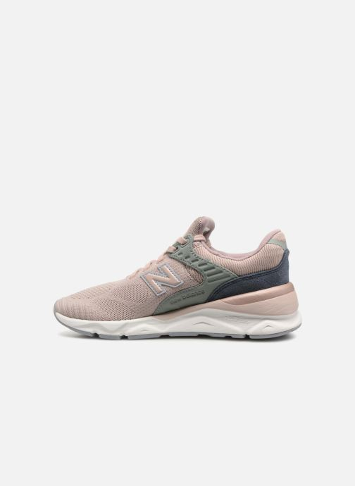 Sneakers New Balance WSX90 Rosa immagine frontale